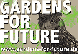 Logo Gardens for future